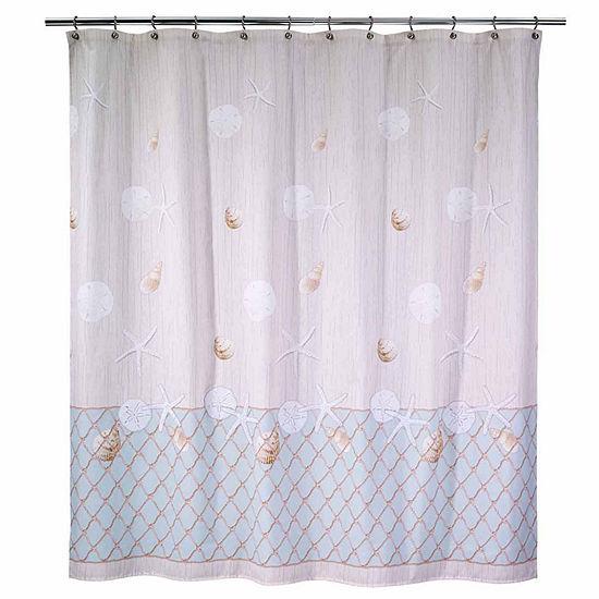 Avanti® Seaglass  Shower Curtain