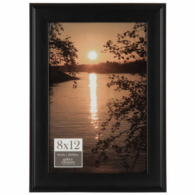 8X12 Black Photo Frame