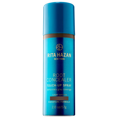 Rita Hazan Root Concealer Touch-Up Spray Temporary Gray Coverage