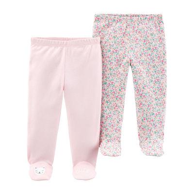 Carter's 2-Pk. Girls Pull-On Pants