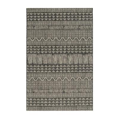 Kas Tribe Rectangular Indoor/Outdoor Rugs