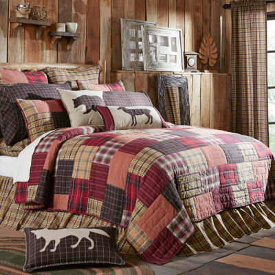 Ashton And Willow Laramie Reversible Quilt