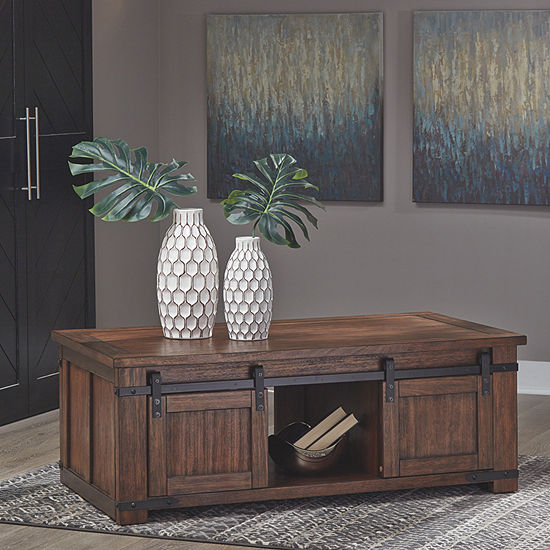 Signature Design by Ashley® Budmore Coffee Table