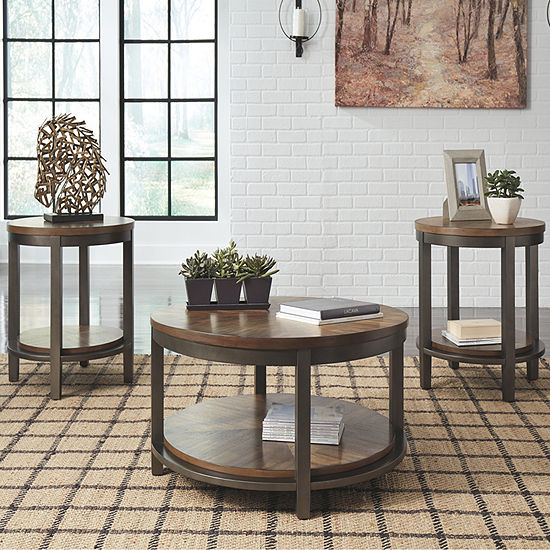 Signature Design by Ashley Roybeck Coffee Table Set