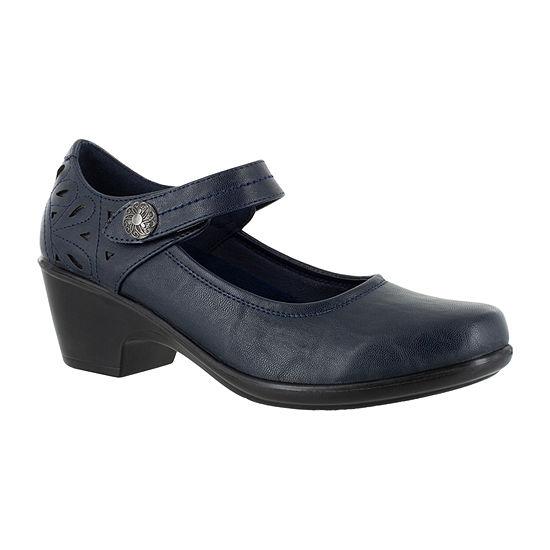 Easy Street Womens Camellia Slip-On Shoe