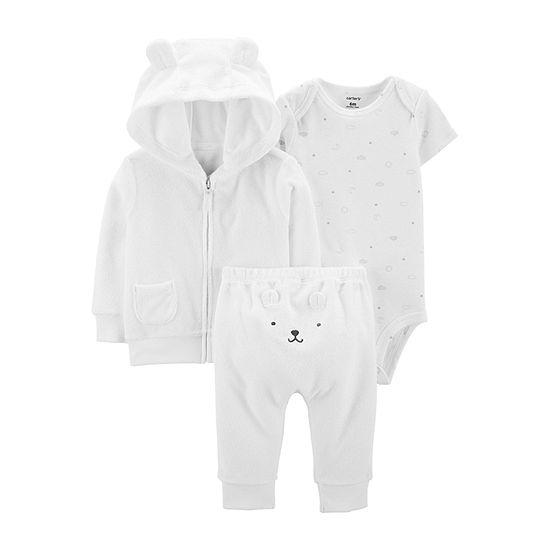 Carter's Unisex 3-pc. Baby Clothing Set-Baby