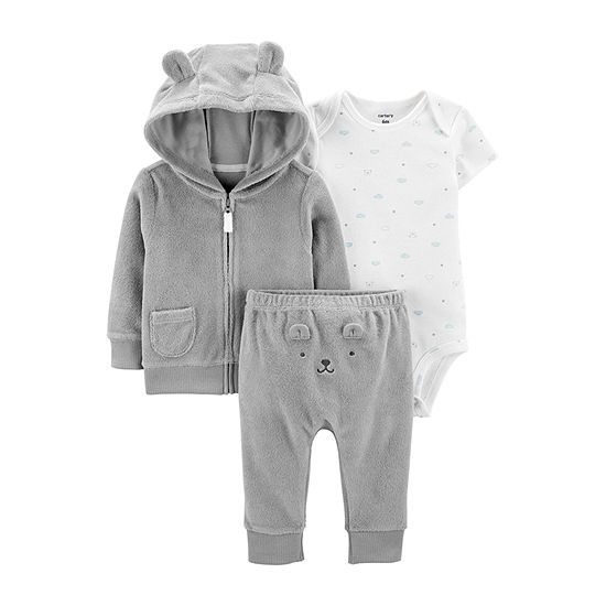 Carter's 3-Pk.-Baby Unisex Baby Clothing Set
