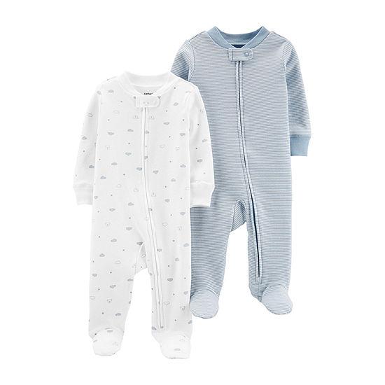 Carter's Little Baby Basic Boys 2-pc. Sleep and Play - Baby