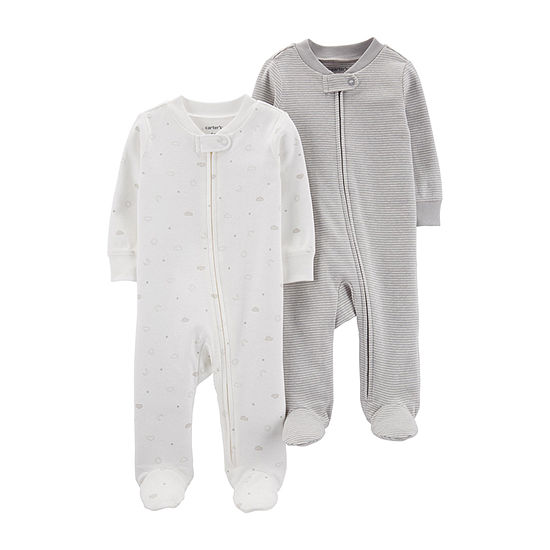 Carter's Little Baby Basics Unisex 2-pc. Sleep and Play - Baby