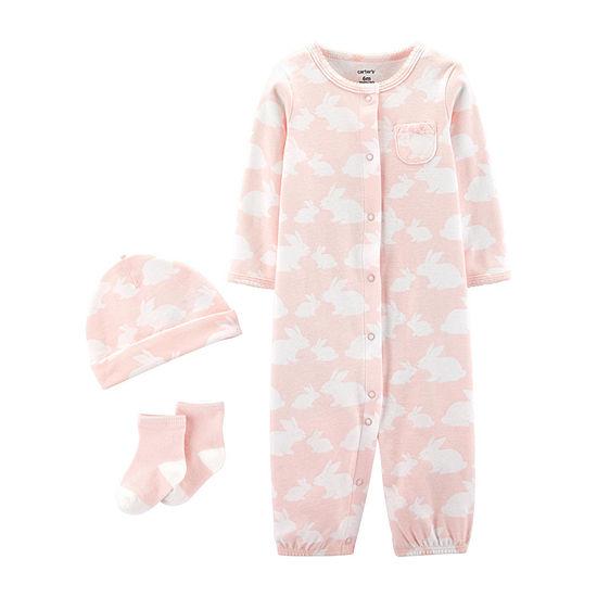 Carter's Girls Baby Clothing Set-Baby