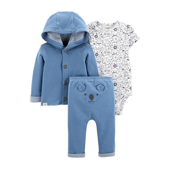 Carter's Baby Boys 3-pc. Baby Clothing Set