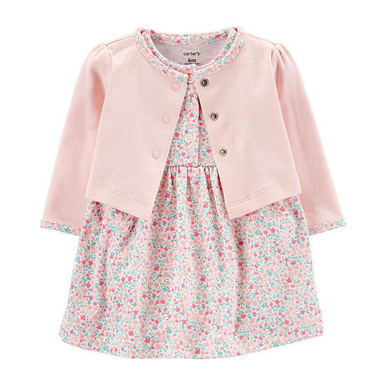 Carter's-Baby Girls 2-pc. Baby Clothing Set