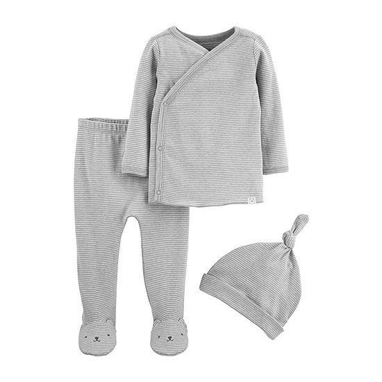 Carters 3 Pc Baby Clothing Set Baby Unisex