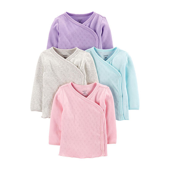 Carter's - Baby Girls Long Sleeve Kimono