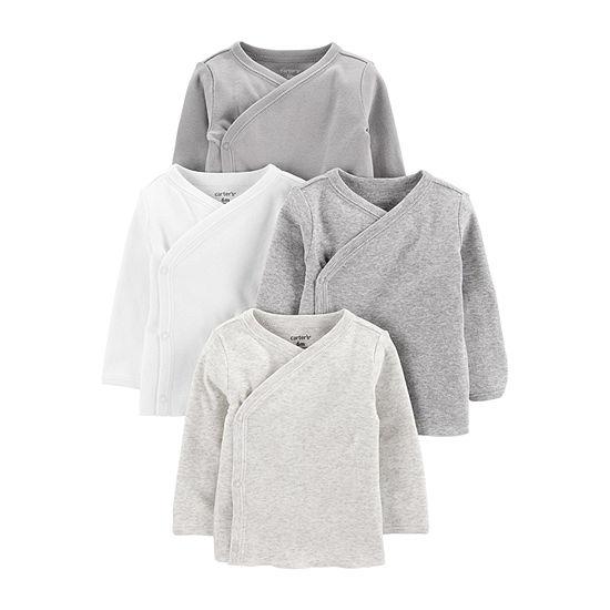Carter's Unisex Long Sleeve Kimono - Baby