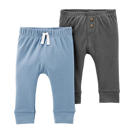 Carter's Boys . 2-pc. Skinny Pull-On Pants - Baby