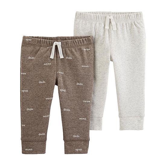 Carter's Boys 2-pc. Pull-On Pants - Baby