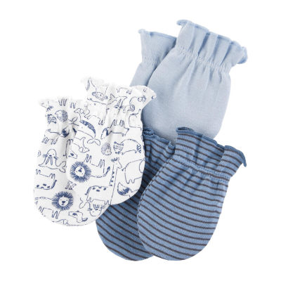 Carter's Boys Baby Mittens-Baby