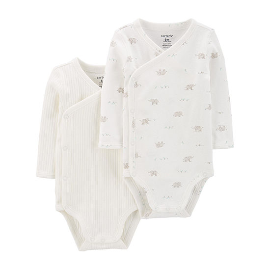 Carter's Unisex 2-pc. Bodysuit-Baby