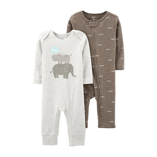 Carter's - Baby Unisex 2-pc. Jumpsuit