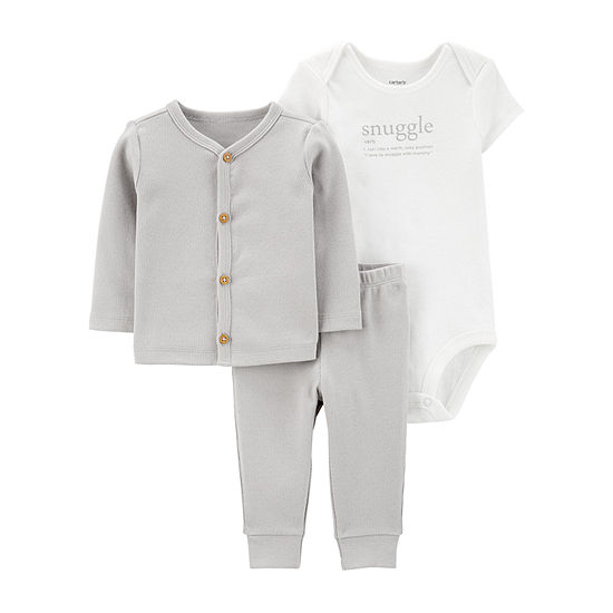 Carter's 3-pc. Baby Clothing Set-Baby Boys