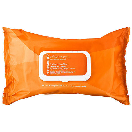 OLEHENRIKSEN Truth™ On The Glow Cleansing Cloths