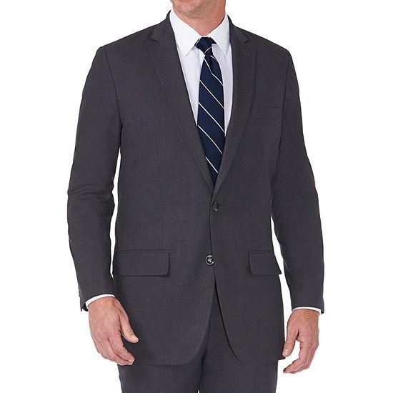 JM Haggar Suit Coat Stretch Tailored Fit Suit Jacket
