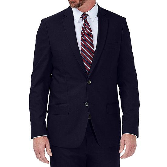 JM Haggar Stretch Dobby Slim Fit Suit Jacket