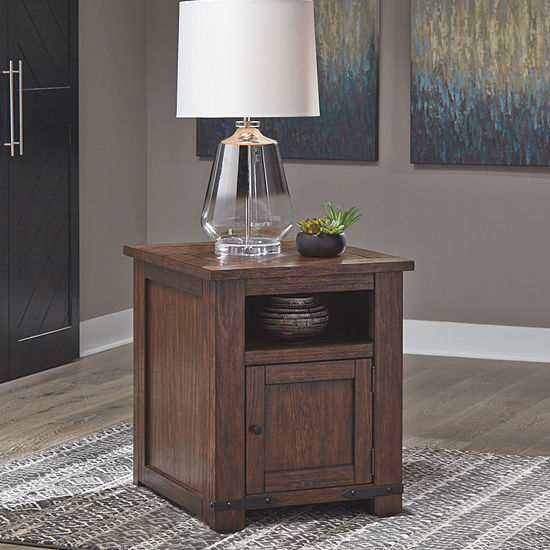 Signature Design by Ashley® Budmore Storage End Table