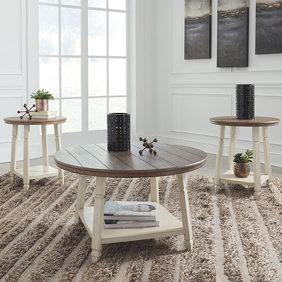 Signature Design by Ashley Bolanbrook Coffee Table Set