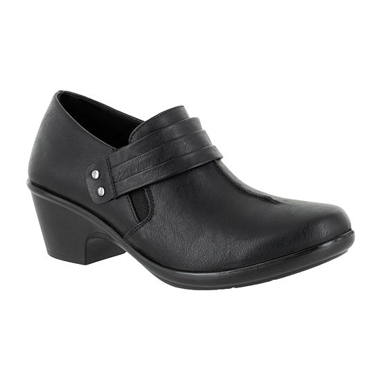 Easy Street Womens Graham Slip-On Shoe Round Toe