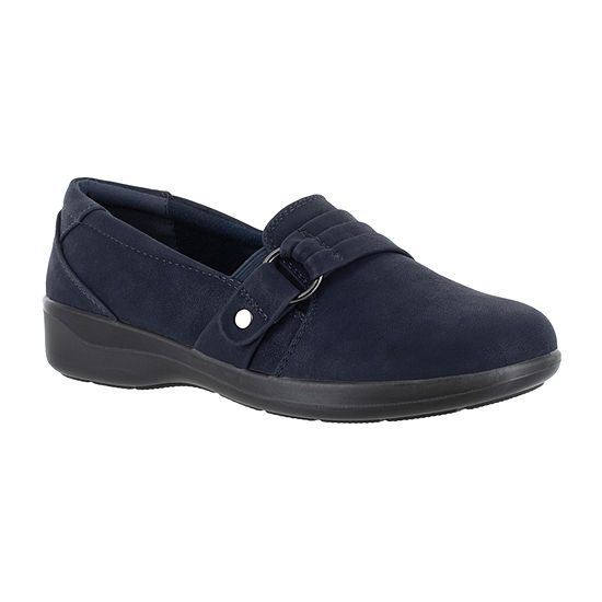 Easy Street Womens Tully Slip-On Shoe Round Toe