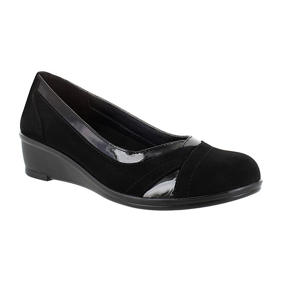 Easy Street Womens Dena Slip-On Shoe Round Toe