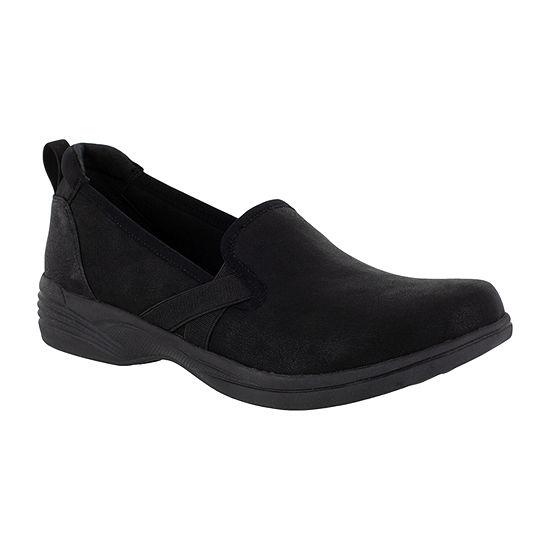 Easy Street Womens Marvel Slip-On Shoe Round Toe