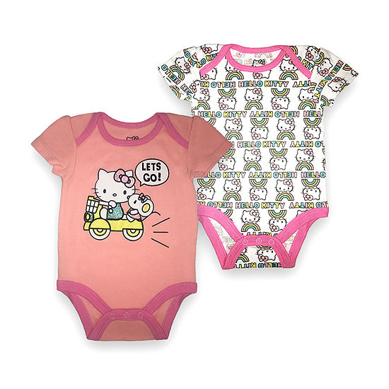 Hello Kitty Hello Kitty Bodysuit Girls-Baby