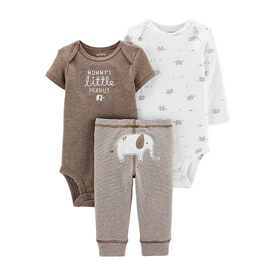 Carter's Baby Boys 3-pc. Bodysuit Set