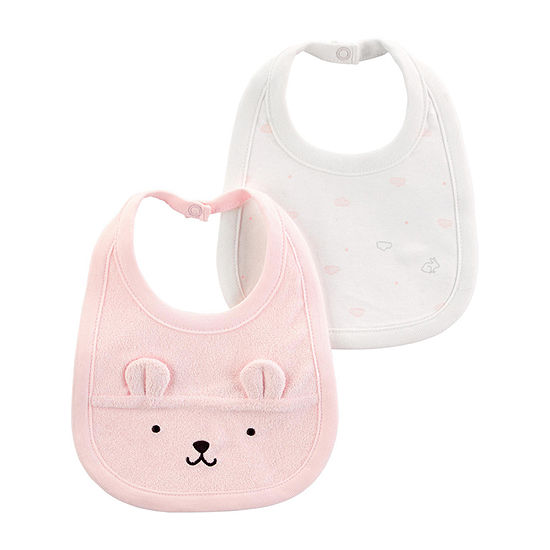 Carter's Girls 2-pc. Bib