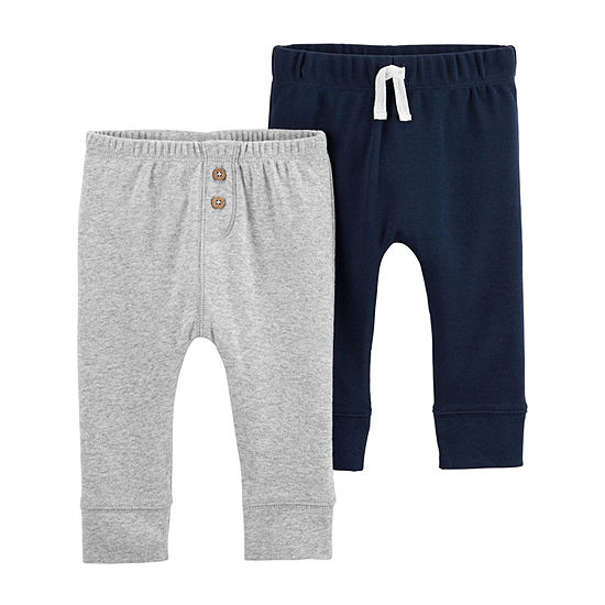 Carter's Boys 2-pc. Skinny Pull-On Pants - Baby