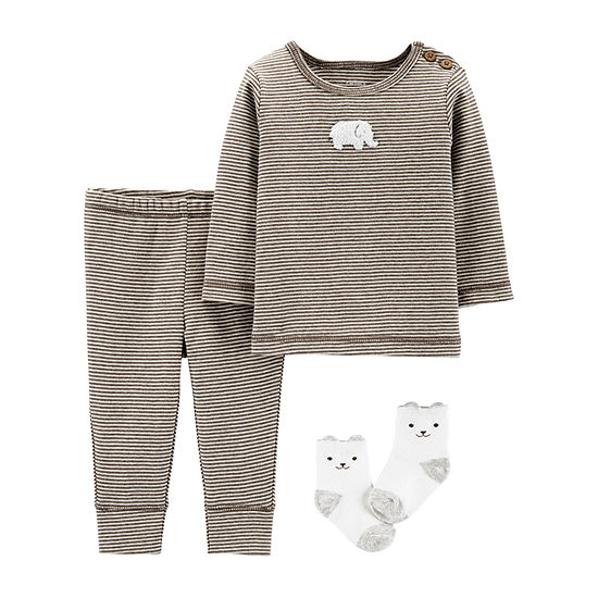 Carter's Baby Unisex 3-pc. Baby Clothing Set