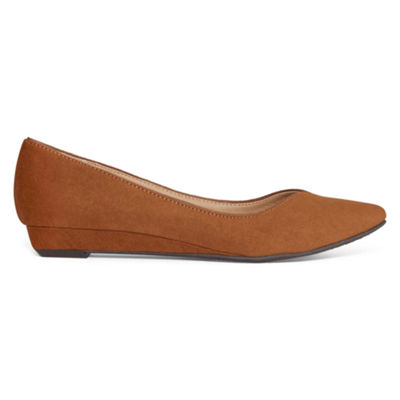 CL by Laundry Starie Pointed-Toe Ballet Flats