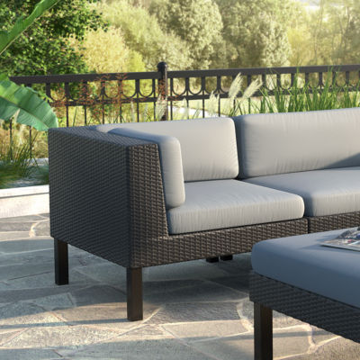 Corliving Patio Sectional