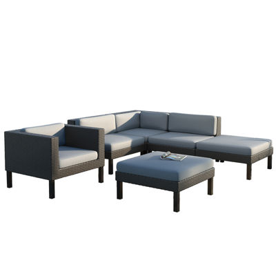 Oakland 6 Piece Sectional
