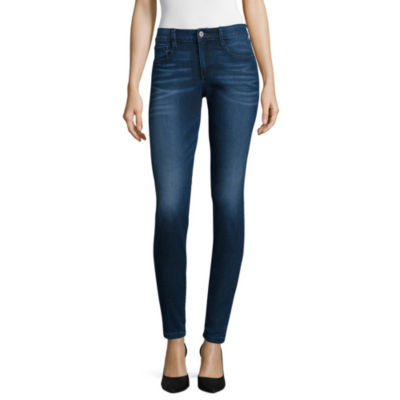 Arizona Low Rise Jeggings-Juniors