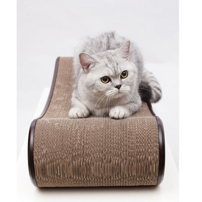 Zoovilla™ Cat Scratcher Bed