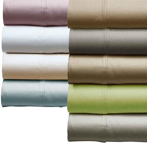 Grace Home Fashions 350tc Pima Cotton Sheet Set
