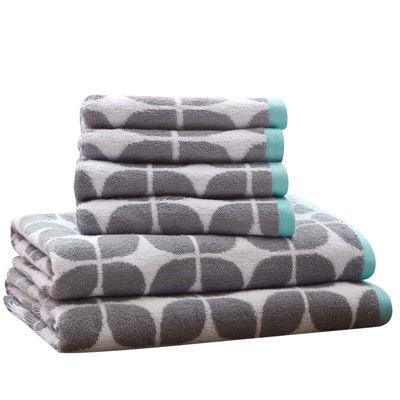 Intelligent Design Gwen 6-pc. Towel Set