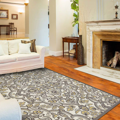 Feizy Rugs® Makenzie Rectangular Rug