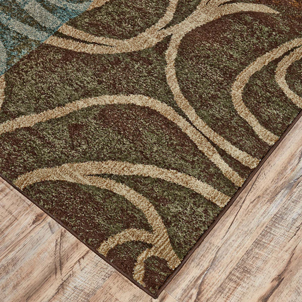 Feizy Rugs® Freestyle Rectangular Rug