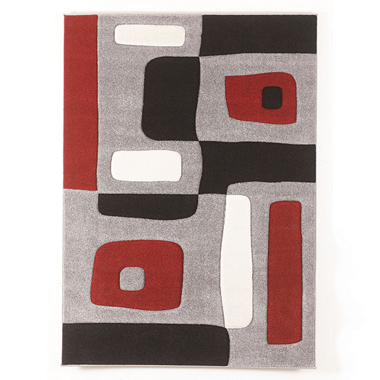 Signature Design By Ashley® Geo 5x7 Rug