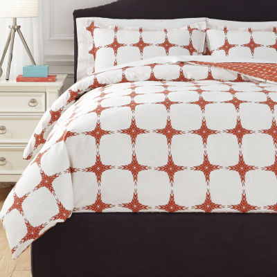 Signature Design by Ashley® Cyrun 3-pc. Duvet Cover Set